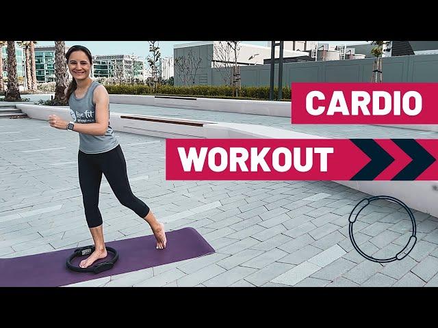 Steigere deine Kondition mit Pilates Ring Übungen | Cardio Training mit Pilatesring
