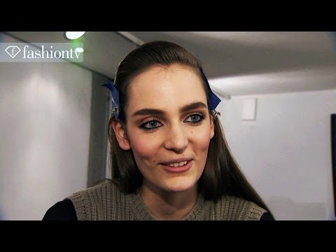 Zuzanna Bijoch: Model Talk | Fall/Winter 2013-14 | FashionTV