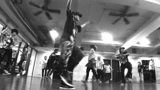 JazzMine Hip Hop Routine 20150308 Janet Jackson & Heavy D - Alright