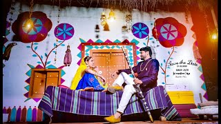 Best Rajwadi pre wedding shoot 2020 [KAJALIYO]    priya & ishwar [PRISHU]    Aakansha    Aman Jain