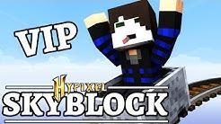 WARUM nur VIP? Ich kaufe GLP VIP! - Minecraft Skyblock 21 - Hypixel VIP Skyblock