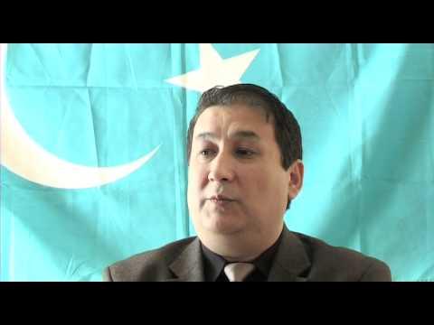 Firansiye Uyghur Jemiyiti Reisi Ekber Yusup Ependim Bilen Sohbet