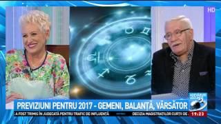 Horoscop Mihai Voropchievici 2017. Ce urmează pentru Gemeni, Balanță și Vărsător