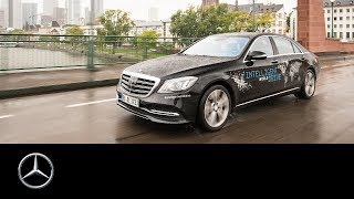 Autonomous Driving in Europe: Mercedes-Benz Intelligent World Drive (Part 1)