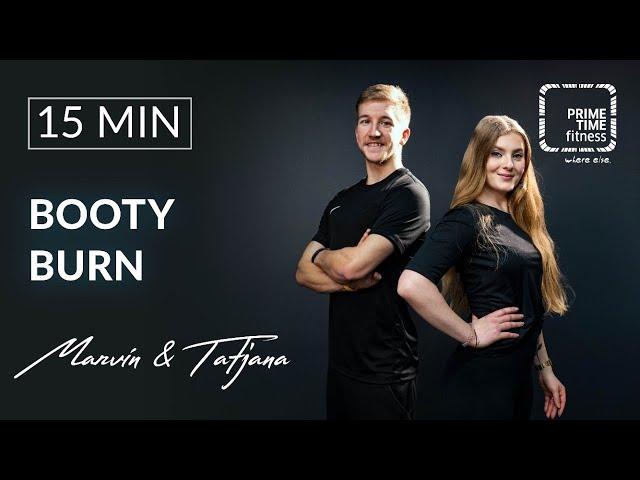 Booty Burn mit Tatjana & Marvin - Power Training - Fortgeschrittenes Workout