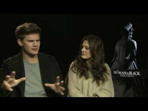 The Woman In Black: Angel Of Death  Exclusive  With Jeremy Irvine & Phoebe Fox