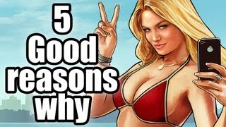 Five ways to survive the wait for Grand Theft Auto 5