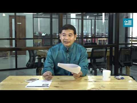 Rafizi Ramli - Ufti KWSP: Lain Disuruh Lain Najib Buat!