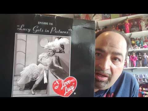 Barbie Dolls Of The Week #132: I Love Lucy Dolls By Mattel