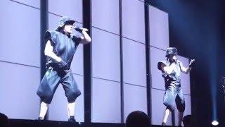 Deichkind - Intro & So'ne Musik - 09.02.2016 - Dresden,Messehalle