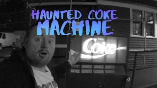 S01E45 - HAUNTED COKE MACHINE - 2017