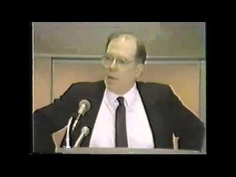 Lyndon LaRouche April 13 1984 Beam Weapons Conference Keynote