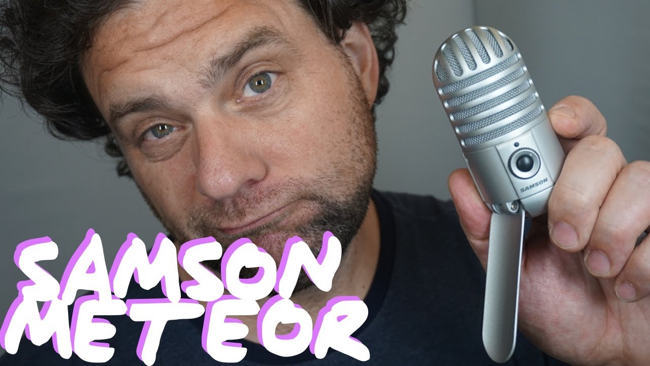 samson meteor mic review w bonus blue yeti sound comparison youtube. Black Bedroom Furniture Sets. Home Design Ideas