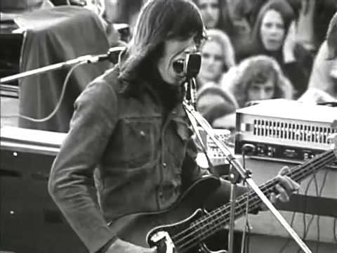 Pink Floyd - Live Footage of 'Careful with that Axe Eugene'