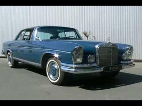 MERCEDES-BENZ W111 220 SB Heckflosse 1964 - Modest test ... |Mercedes Benz W111