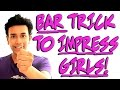 Bar Trick Revealed - Learn an Amazing Toothpick Trick to Impress Girls!