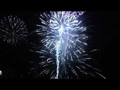 2017 Laurel Park Fireworks