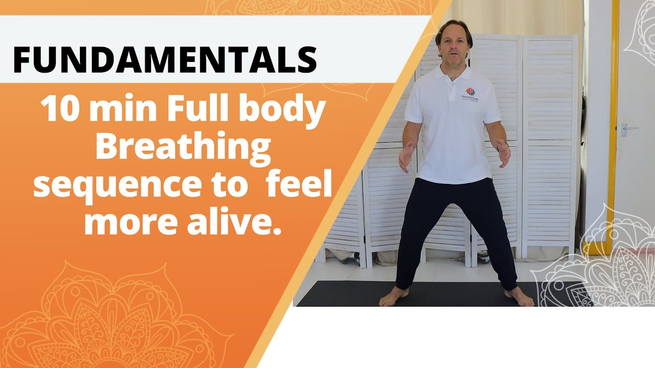 Fundamentals | Full body breathing to reduce stress