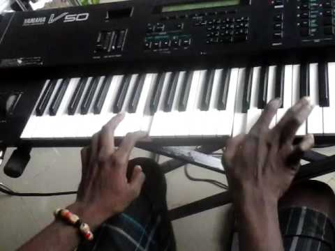 Piano intro breakdown of Osibisa welcome home