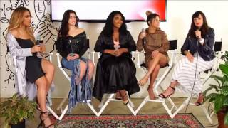 Fifth Harmony - Facebook Live Interview - Refinery 29