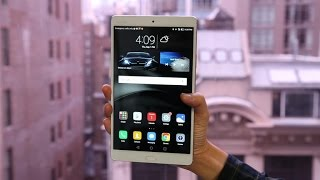 Huawei MediaPad M3 is a stunning 8.4-inch tablet with optional 4G LTE