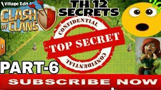 Top Secret Of (COC) Clash Of Clans / Hidden Secrets Part-6 / Secret Of COC / TH 12 Secrets / Hindi
