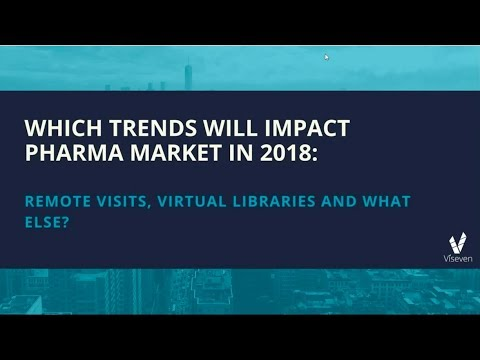 Which trends will impact pharma market in 2018