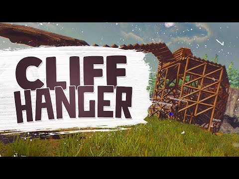 THE CLIFFHANGER!  The Forest Funny Moments