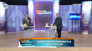 27 03 2013 Genç Bakış Abbas Güçlü İle Sunay Akın 3.Bölüm