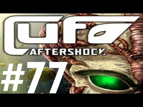 Let's Play UFO Aftershock Part #077 Playing For Keeps