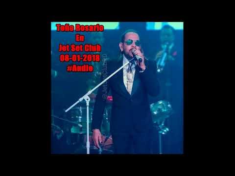 Toño Rosario en Jet Set Club (08-01-2018) #Audio