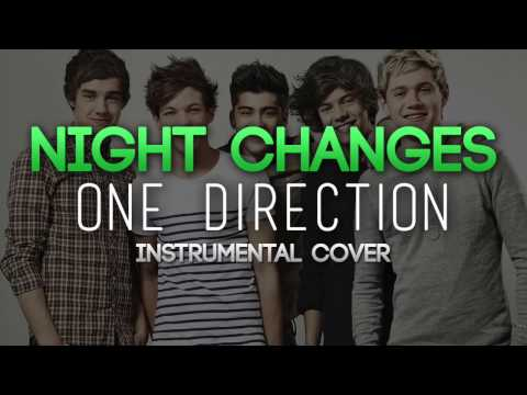 Night Changes - One Direction (Instrumental Cover)