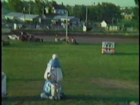 7/2/1993  Stock Car Checkers, Red Cedar Speedway - Menomonie WI