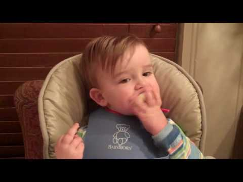 James Swallows Banana - 15 Months