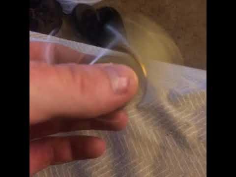 Solid brass Lamborghini fidget spinner