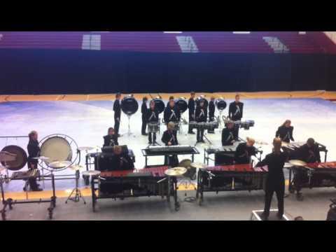 Springtown High School Drumline - Lewisville Invintational 2012
