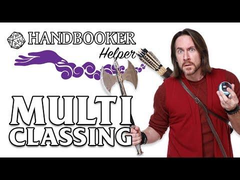 Handbooker Helper: Multiclassing
