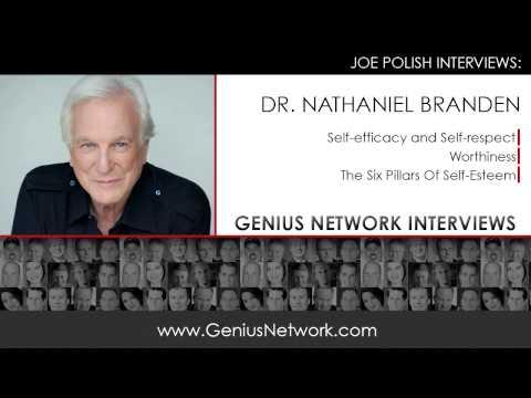 Dr  Nathaniel Branden:  Genius Network Interviews