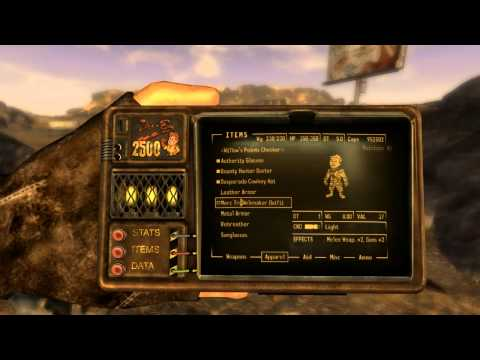 Fallout New Vegas Mods: Willow Companion - Part 1