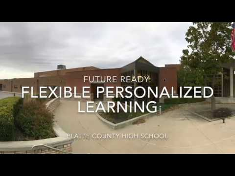 A Tour of Platte County High School's Flexible Personalized Learning Program