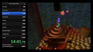 Tonic Trouble (N64) 100% in 2:07:21 by Osukarui [World Record]