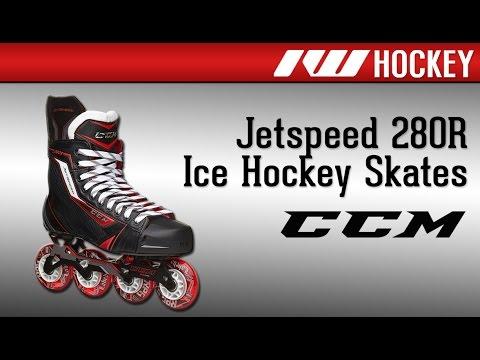 CCM Jetspeed 280R Inline Roller Hockey Skates Inlineskating-Artikel