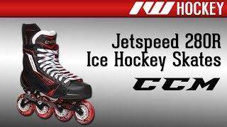 CCM JetSpeed 280R Roller Hockey Skate Review