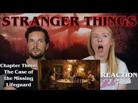 Stranger Things 3 'Chapter Three: The Case of the Missing Lifeguard' - Reaction & Short Review!