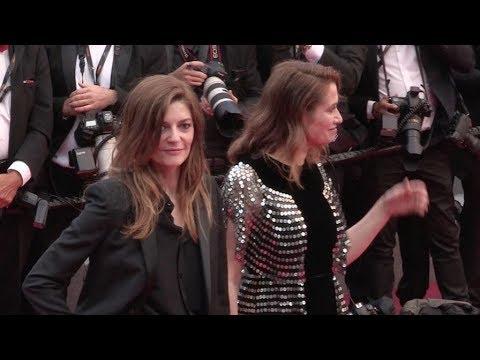 Emmanuelle Devos, Chiara Mastroianni and more on the red carpet for the Premiere of Blackkklansman i