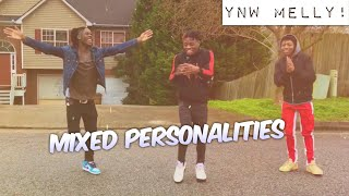 Ynw Melly Ft Kanye West Mixed Personalities Dance Yvnghomie MP3