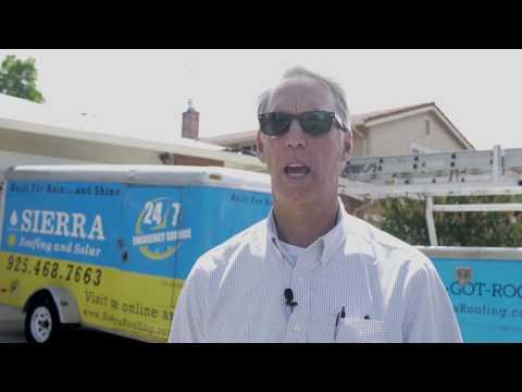 Sierra Roofing and Solar in Pleasanton, CA
