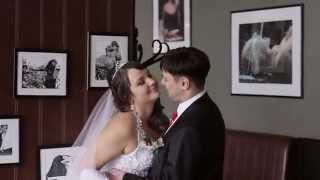 Свадьба зимой. Илья и Ирина