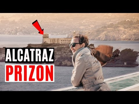 Alcatraz Prison Tour. USA Travel Guide. Things To Do in San Francisco..
