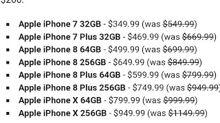 DEAL ALERT! Cricket Wireless iPhones $200 Off With Port in Wow!